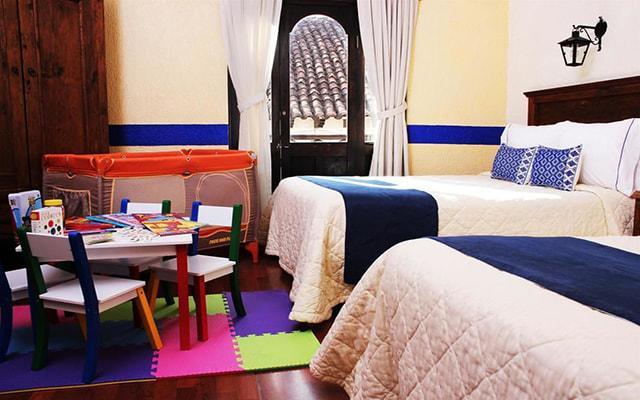 Hotel Best Western La Noria, habitaciones bien equipadas