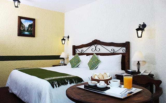 Best Western La Noria, habitaciones elegantes y cómodas