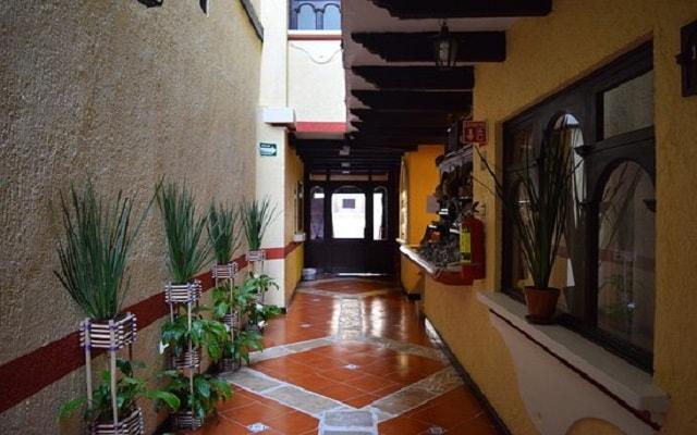 Best Western La Noria, instalaciones limpias y seguras