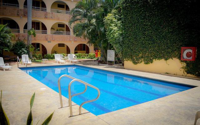 Hotel best western maya yucatan ofertas de hoteles en merida for Hoteles en merida con piscina