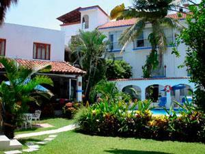 Best Western Posada Chahué en Bahía Chahué