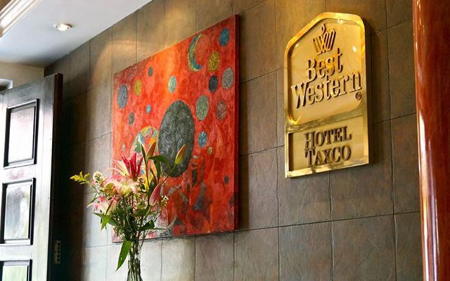 Hotel Best Western Taxco en Taxco Ciudad