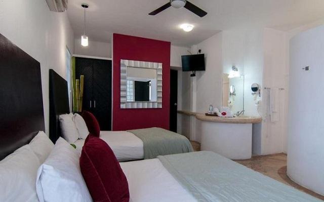 Blue Parrot Hotel 5th Avenue, habitaciones bien equipadas
