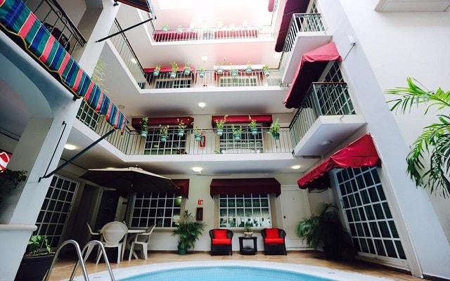 Boca Inn Hotel and Suites, cómodas instalaciones
