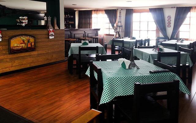 Boca Inn Hotel and Suites, buena propuesta gastronómica