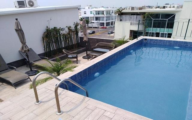 Boca Inn Hotel and Suites, relájate en la comodidad de su terraza