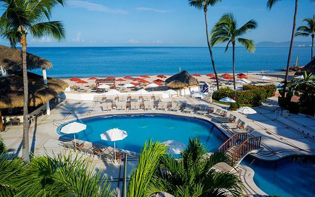 Buenaventura Grand Hotel and Great Moments, hermosa vista de la Bahía