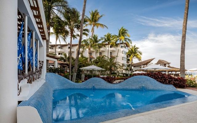 Buenaventura Grand Hotel and Great Moments, alberca para niños
