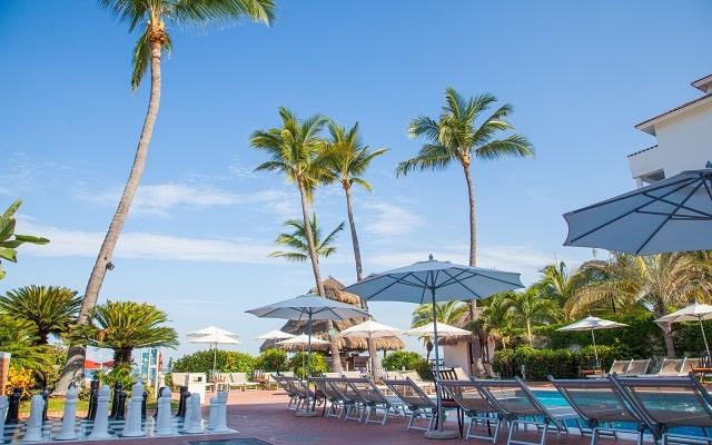 Buenaventura Grand Hotel and Great Moments, amenidades en cada sitio.