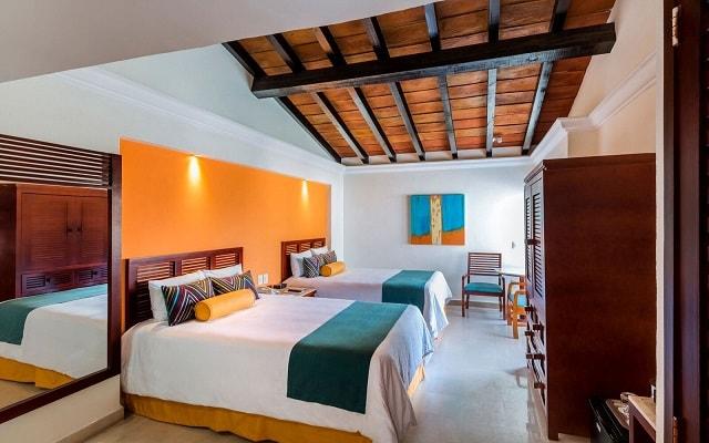 Buenaventura Grand Hotel and Great Moments, amplias y luminosas habitaciones