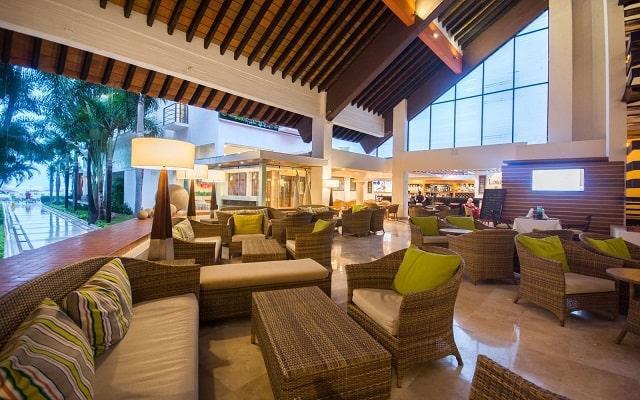 Buenaventura Grand Hotel and Great Moments, espacios agradables.