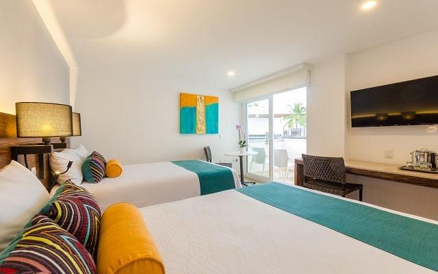 Buenaventura Grand Hotel and Great Moments, espacios diseñados para tu descanso.
