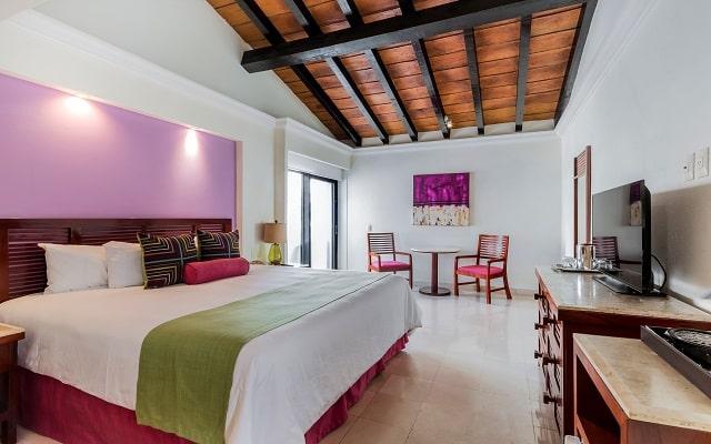 Buenaventura Grand Hotel and Great Moments, habitaciones con todas las amenidades.