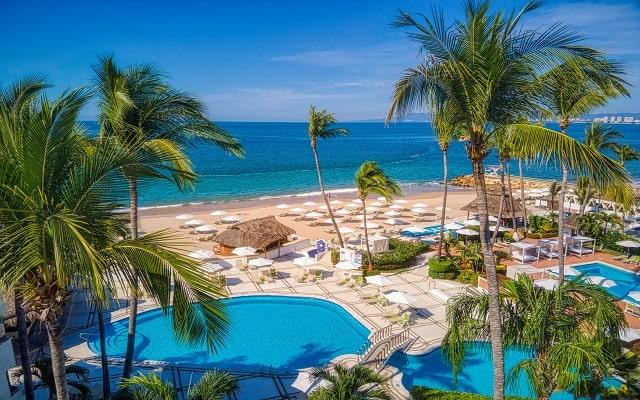 Buenaventura Grand Hotel and Great Moments, hermosas vistas a la bahía.
