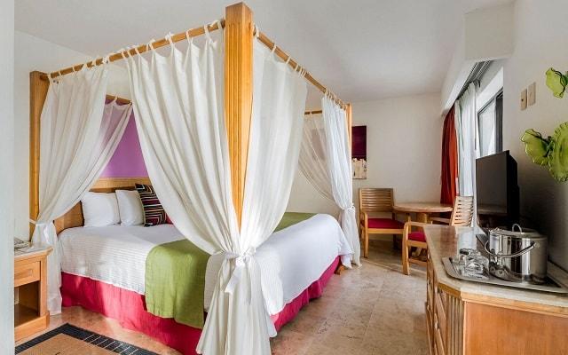 Buenaventura Grand Hotel and Great Moments, amenidades especiales para lunamieleros