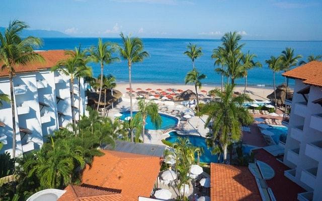 Buenaventura Grand Hotel and Great Moments, vistas increíbles