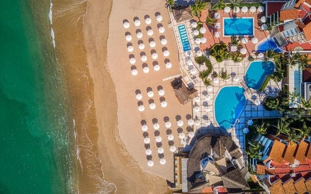 Buenaventura Grand Hotel and Great Moments, vista aérea