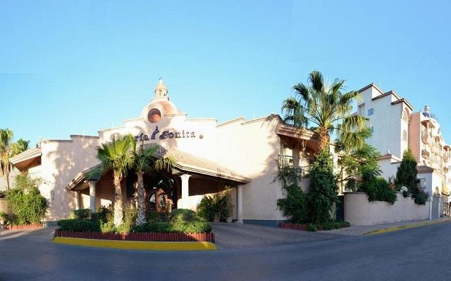 Business Hotel and Suites María Bonita en Ciudad Juárez Ciudad