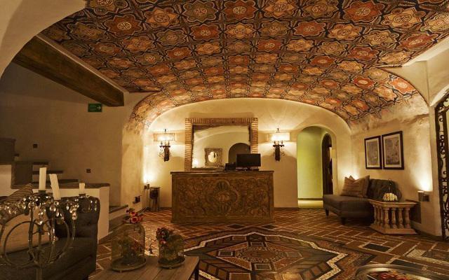 Busué A Boutique Experience Hotel en Polanco