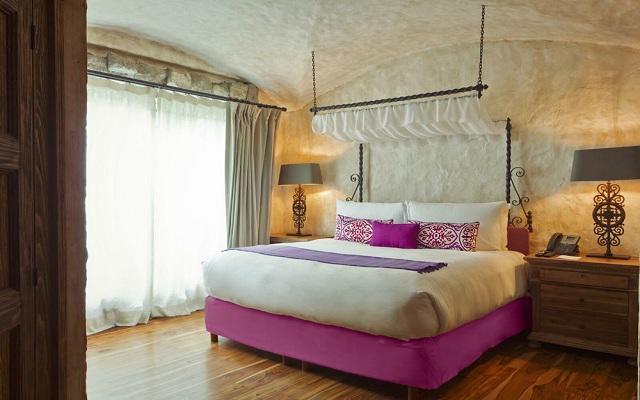 Busué A Boutique Experience Hotel, lujosas habitaciones y suites con vista al jardín