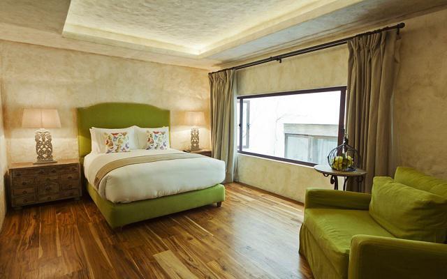 Busué A Boutique Experience Hotel, encuentra diseños vanguardistas y espacios hogareños en sus habitaciones