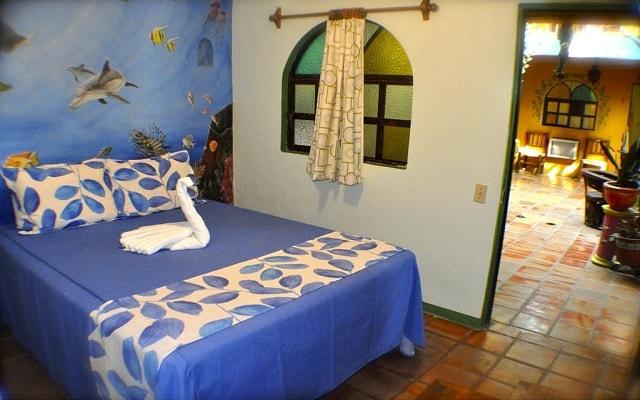 Cabo Inn Hotel, acogedoras habitaciones