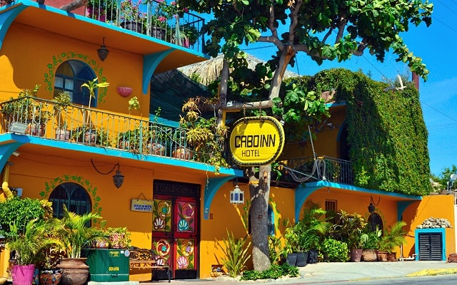 Cabo Inn Hotel en Cabo San Lucas