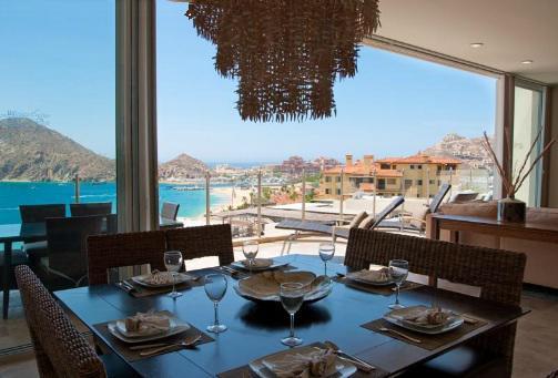 Restaurante del hotel Cabo Villas Beach Resort and Spa