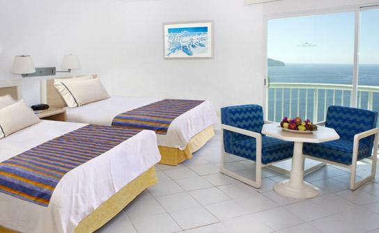 hotel calinda beach acapulco: