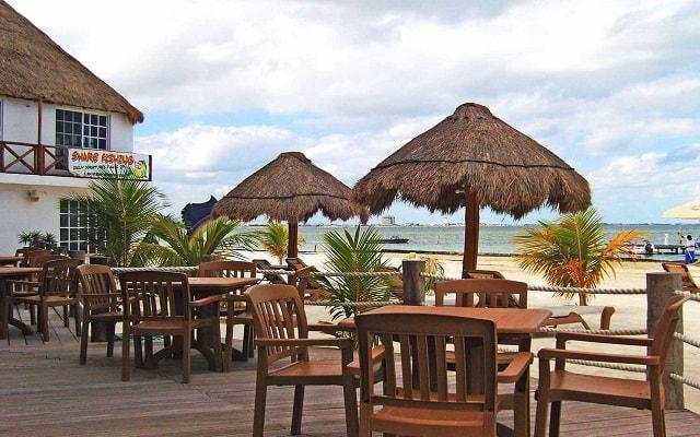 Calypso Hotel, club de playa