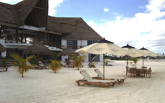 Calypso Hotel, también puedes pasar lindos momentos en el club de playa