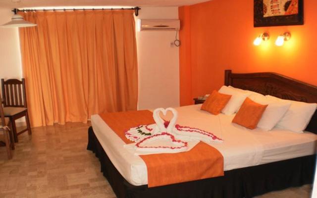 Calypso Hotel, detalles para lunamieleros
