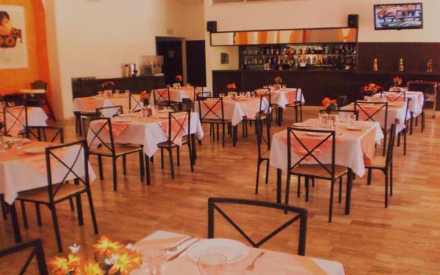 Calypso Hotel, ambientes acogedores para tus alimentos