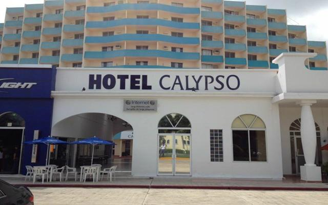 Calypso Hotel, buena ubicación