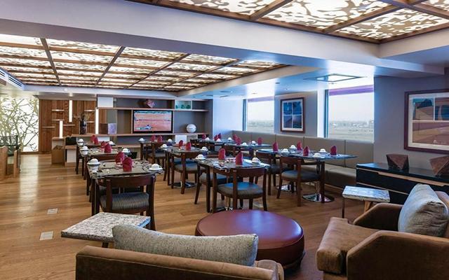 Camino Real Aeropuerto, Lounge Ejecutivo