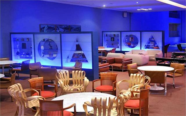 Camino Real Polanco México, Bar Blue Lounge