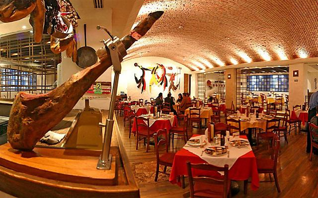 Camino Real Polanco México, Restaurante Centro Castellano