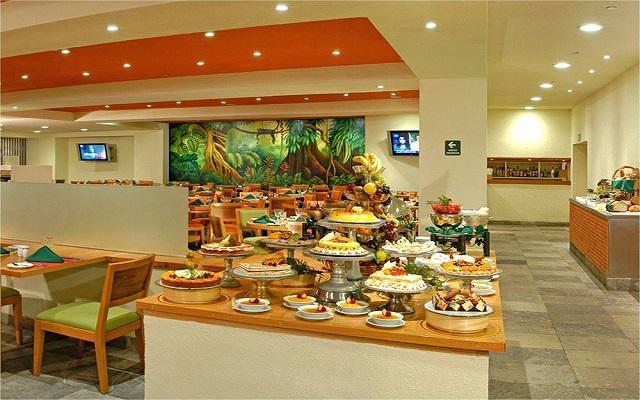 Camino Real Polanco México, rica y variada gastronomía