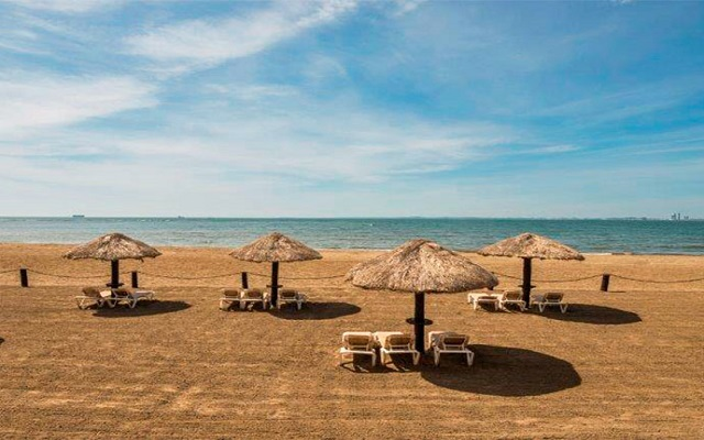 Camino Real Veracruz, amenidades en la playa