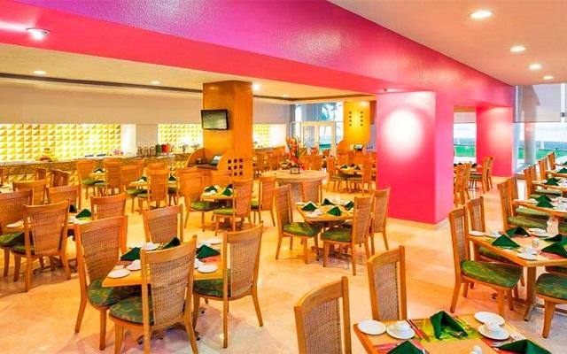 Camino Real Veracruz, Restaurante La Huerta