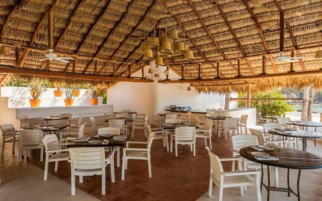 Camino Real Zaashila, club de playa