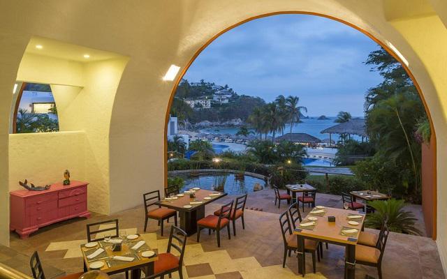 Camino Real Zaashila, Restaurante Chez Binni