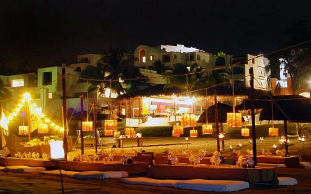 Camino Real Zaashila, eventos nocturnos