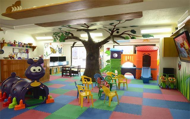 Canto del Sol All Inclusive Beach & Tennis Resort, club de niños