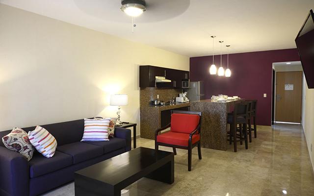 Canto del Sol All Inclusive Beach & Tennis Resort, espacios diseñados para tu satisfacción