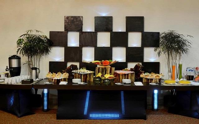 Canto del Sol All Inclusive Beach & Tennis Resort, servicio de coffe break para tu evento