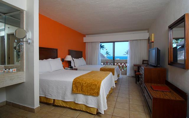 Canto del Sol All Inclusive Beach & Tennis Resort, habitaciones cómodas y acogedoras