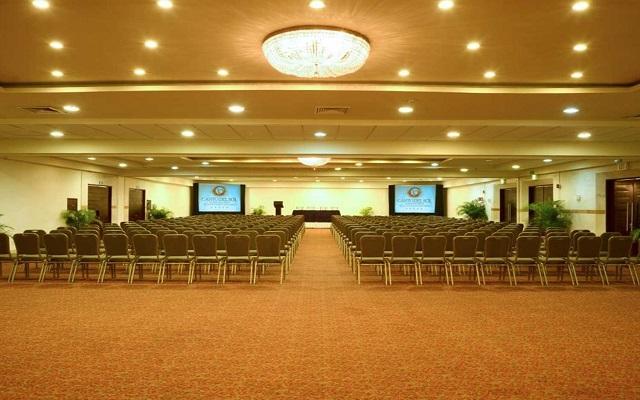 Canto del Sol All Inclusive Beach & Tennis Resort, espacio disponible para conferencias