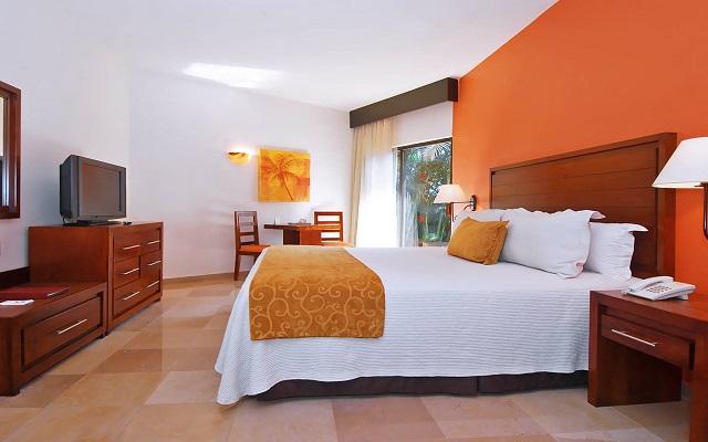 Canto del Sol All Inclusive Beach & Tennis Resort, habitaciones con todas las amenidades