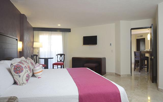 Canto del Sol All Inclusive Beach & Tennis Resort, luminosas habitaciones